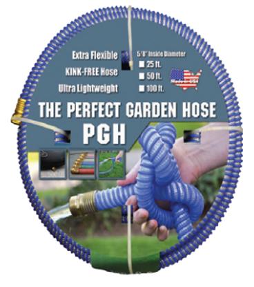 New Garden Hose - The Perfect Garden Hose