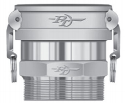 """PT COUPLING Swivel Cam & Groove Fittings -Type """"B"""""""