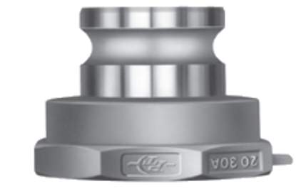 Part A- Reducer Male Adapter X FE-NPT
