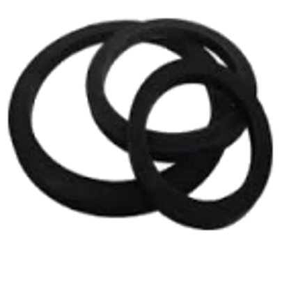 """Cam & Groove Replacement Gaskets - Extra Thick 5/16"""""""