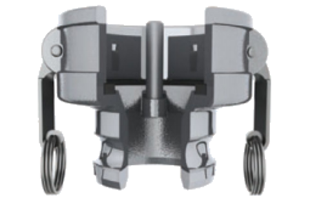 Picture for category Vapor Recovery Cam & Groove Fittings