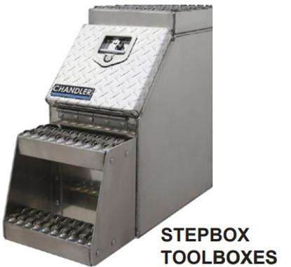 Stepbox Toolboxes