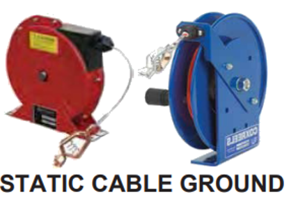 Static Ground Cable