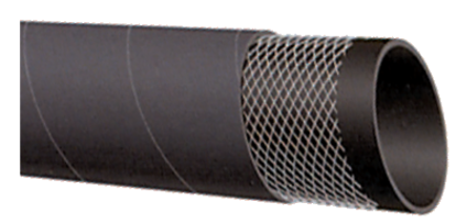T763AA Heavy Weight Dry Powder Delivery Hose - 75 PSI